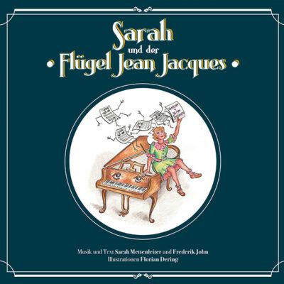 Sarah und der Flügel Jean Jacques
